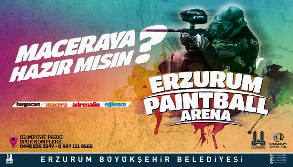 ERZURUM PAINTBALL ARENA